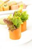 Saladebroodje Royalty-vrije Stock Foto's