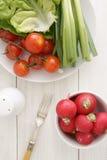 Saladedagen Stock Afbeelding