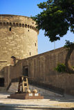The Saladin Citadel Royalty Free Stock Images