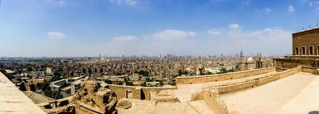 Saladin citadel Royalty Free Stock Photos