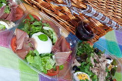Salads Stock Images