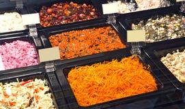 salads Fotografia de Stock