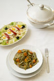 salads Imagem de Stock Royalty Free