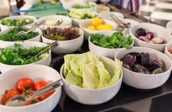 Salads Royalty Free Stock Image