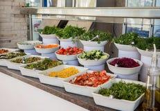 Salads Stock Photos