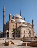 saladyn cytadeli cairo Egiptu Zdjęcie Stock