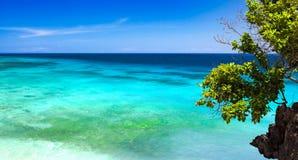 Salagdong礁石 免版税库存图片