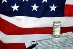 salaire de jour Images libres de droits