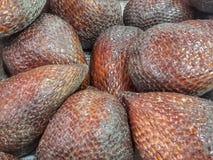 Salak Bali. Also known as bali snake fruit Stock Photography
