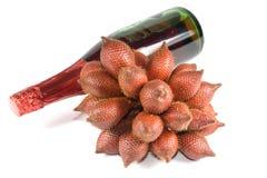 Salak fruit, Salacca zalacca Royalty Free Stock Photos