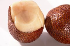 Salak fruits Stock Images