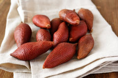 Salak fruits Stock Photo