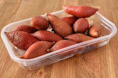 Salak fruits Stock Photos