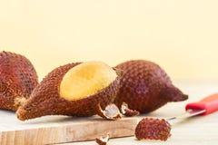 Salak Palm fruit, tropical fruit. Stock Photo