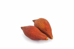 Salak Palm fruit.Tropical fruit in Thailand. Royalty Free Stock Images