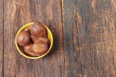 Salak, Sala, Palm Closeup stock photo