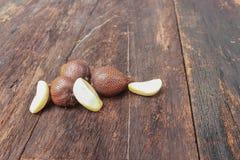 Salak, Sala, Palm Closeup stock image