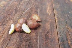 Salak, Sala, Palm Closeup, Asian fruit royalty free stock photography