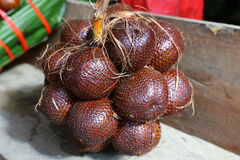 Salak, or Snake fruit Royalty Free Stock Images