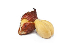 Salak on  white background. Salak on isolate white background Stock Images