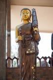 Salaloi tailandés del wat del templo fotografía de archivo