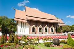 Salaloi thaïlandais de wat de temple photos stock
