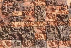 Salaloi van tempel Thaise wat Stock Foto