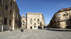 Salamanca Immagini Stock Libere da Diritti