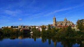 Salamanca Fotografia Stock