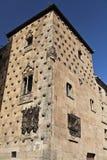 Salamanca Casa de las Conchas Royalty Free Stock Image