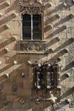 Salamanca. Casa de las Conchas Royalty Free Stock Image