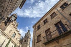 Salamanca,Castilla Leon,Spain. royalty free stock photos