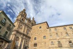 Salamanca,Castilla Leon,Spain. royalty free stock photography