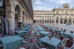 Salamanca,Castilla Leon,Spain. stock image