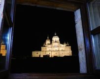 Salamanca Cathedral. Royalty Free Stock Image