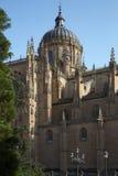 Salamanca Cathedral - Spain Royalty Free Stock Photos