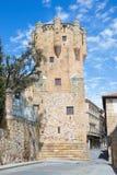 Salamanca - The Clavero Tower Royalty Free Stock Photos