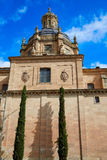 Salamanca Clerecia church Spain Stock Photo