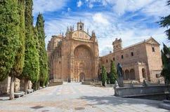 Salamanca - The Convento de San Esteban Stock Photography