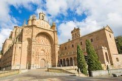 Salamanca - The Convento de San Esteban Royalty Free Stock Photography