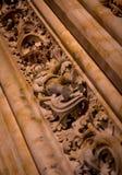 Salamanca katedry astronauta obrazy royalty free