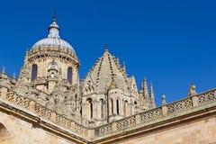 Salamanca-Kathedrale Lizenzfreies Stockbild
