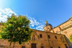 Salamanca - la Spagna Fotografia Stock Libera da Diritti