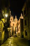 Salamanca - la Spagna Fotografia Stock