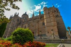 Salamanca - la Spagna Immagine Stock