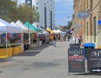 Salamanca Market Hobart Australia Royalty Free Stock Images
