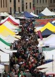 Salamanca market Tasmania Royalty Free Stock Photography
