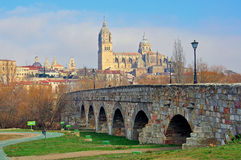 Salamanca Stock Photo