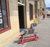 Unicorn toy Hobart Australia  Stock Photos