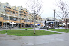 Salamanca Place Stock Images